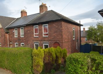 Thumbnail 2 bedroom end terrace house for sale in Norwood Avenue, Sheffield