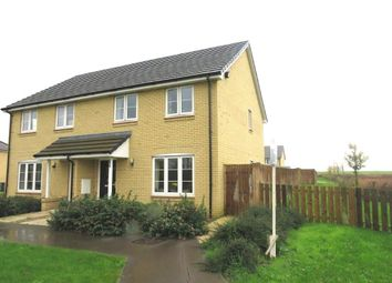 Thumbnail 3 bedroom semi-detached house for sale in Hurdleditch Road, Orwell, Royston