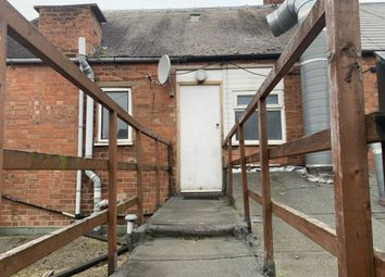 Thumbnail 1 bed flat to rent in Saffron Lane, Leicester