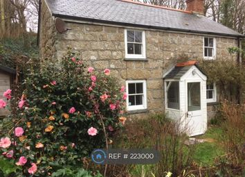 Thumbnail 2 bed detached house to rent in Crean, Penzance
