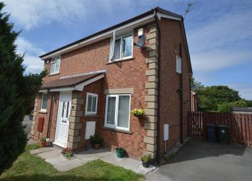 Thumbnail 2 bed semi-detached house for sale in Coldstream Drive, Little Sutton, Ellesmere Port