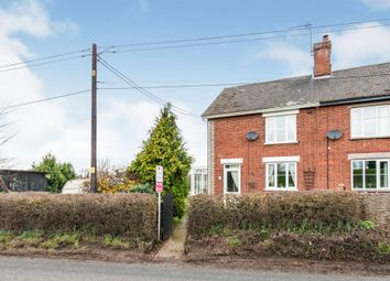 3 bed semi-detached house for sale in Stowmarket Road, Old Newton, Stowmarket IP14