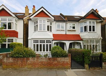 Thumbnail 5 bed property for sale in Rathgar Avenue, London