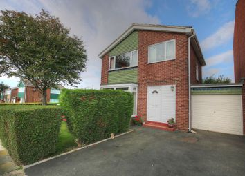 Thumbnail 3 bedroom semi-detached house for sale in Chadderton Drive, Newcastle Upon Tyne