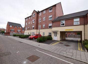 Thumbnail 2 bedroom flat for sale in Black Diamond Park, Chester