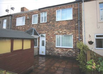 Thumbnail 3 bed terraced house to rent in Percy Street, Klondyke, Cramlington