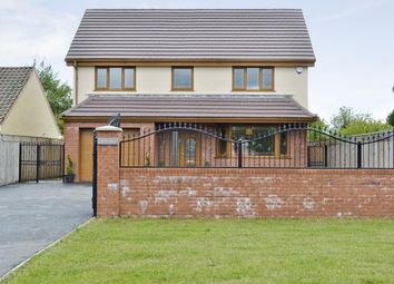 Thumbnail 5 bed detached house to rent in Mynydd Bach Y Glo, Swansea