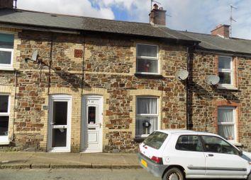 Thumbnail 2 bed cottage to rent in Victoria Street, Okehampton