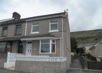 Thumbnail 3 bed end terrace house for sale in Danygraig Road, Port Tennant, Swansea