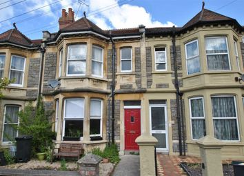 Thumbnail 3 bed terraced house for sale in Oakmeade Park, Knowle, Bristol