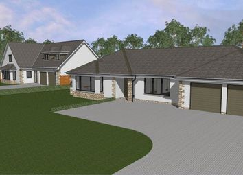 Thumbnail 4 bed detached bungalow for sale in Plot 1, The Meadows, Vicars Bridge Road, Blairingone
