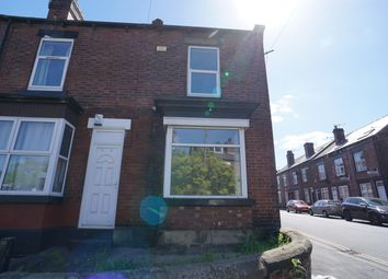 Thumbnail 3 bed end terrace house to rent in Priestley Street, Sheffield