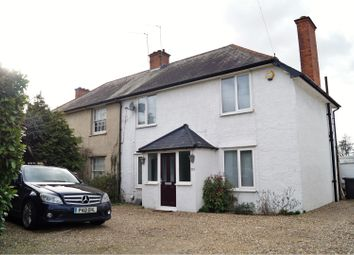 Thumbnail 3 bed semi-detached house for sale in Shenley Road, Borehamwood