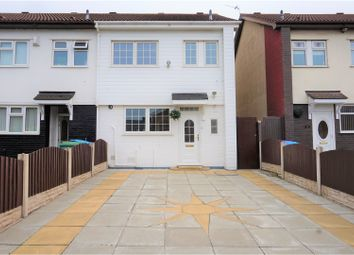 Thumbnail 3 bed end terrace house for sale in Rosalind Way, Liverpool