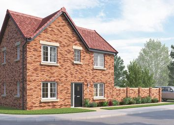 "Thumbnail 3 bed detached house for sale in ""The Dalton "" at Skinner Street, Creswell, Worksop"