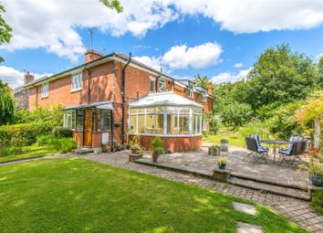 Thumbnail 4 bed semi-detached house for sale in Fixcroft, Fryland Lane, Wineham, Henfield