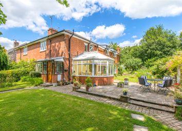 Thumbnail 4 bedroom semi-detached house for sale in Fixcroft, Fryland Lane, Wineham, Henfield