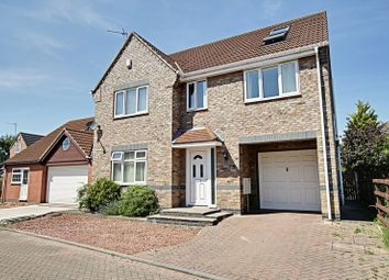 Thumbnail 5 bed detached house for sale in St. Michaels Drive, Hedon, Hull