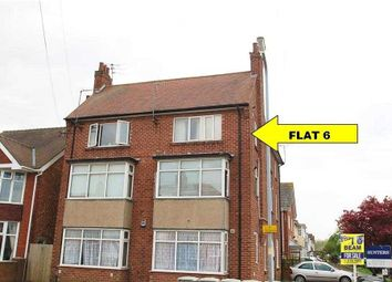 Thumbnail 2 bed flat for sale in Penthouse Flat, Beresford Avenue, Skegness