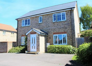 Thumbnail 4 bed detached house for sale in Quartly Drive, Bishops Hull, Taunton, Somerset