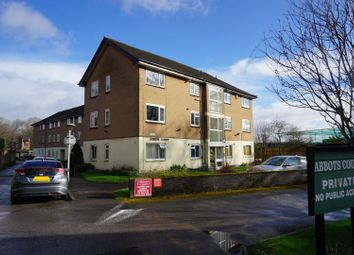 Thumbnail 2 bed flat for sale in Abbots Close, Sale