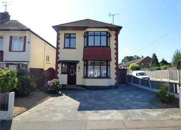 Thumbnail 3 bed detached house for sale in Danescroft Drive, Leigh-On-Sea, Leigh On Sea