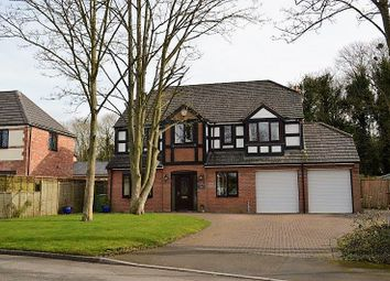 Thumbnail 4 bed detached house for sale in Court Road, Strensham