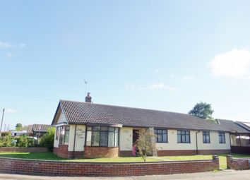 Thumbnail 4 bedroom detached bungalow for sale in Beach Drive, Scratby
