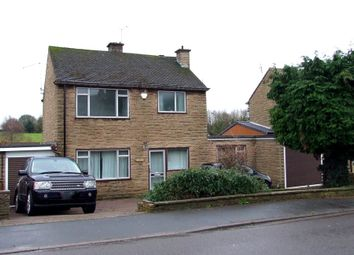 Thumbnail 3 bed detached house for sale in St. Andrews Close, The Delves, Swanwick, Alfreton