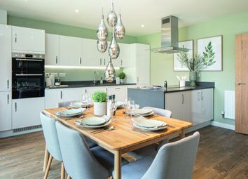 Thumbnail 2 bed flat for sale in Quayside Parade, Rowhedge, Colchester