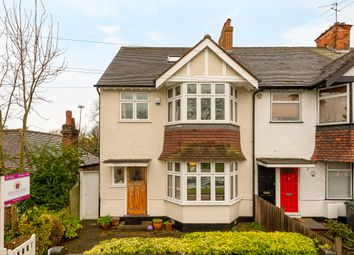 4 bed end terrace house for sale in Shaftesbury Avenue, New Barnet, Barnet EN5