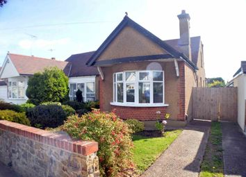 Thumbnail 4 bed bungalow for sale in Sackville Road, Wick Estate, Southend On Sea