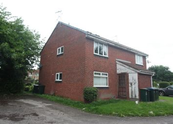 Thumbnail 1 bedroom maisonette for sale in Hurn Way, Coventry