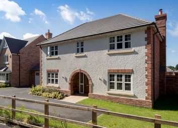 Thumbnail 1 bed detached house for sale in Plot 14 At Oaklands Park, Wyaston Road, Ashbourne, 1Sd