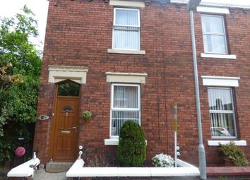 Thumbnail 2 bed end terrace house for sale in Trevor Street, Off London Road, Carlisle