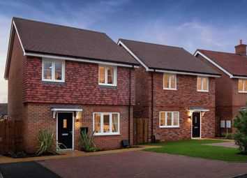 """Thumbnail 3 bedroom detached house for sale in """"The Brook B"""" at Amlets Lane, Cranleigh"""