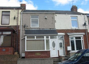 Thumbnail 2 bed terraced house to rent in West View, Ferryhill