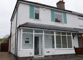 Thumbnail 3 bedroom semi-detached house to rent in 44 Birmingham Road, Water Orton, West Midlands