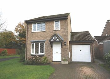 Thumbnail 3 bed detached house for sale in Bramble Drive, Chippenham, Wiltshire