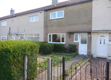 Thumbnail 2 bed terraced house for sale in Bradan Avenue, Glasgow