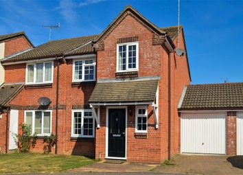 Thumbnail 3 bed terraced house to rent in Crockhurst, Southwater, Horsham