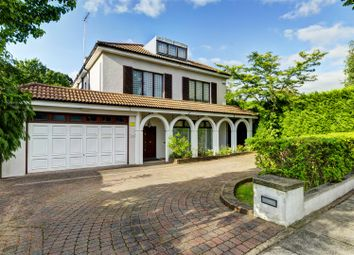 6 bed detached house for sale in Neville Drive, London N2