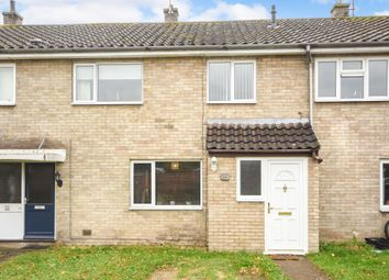 Thumbnail 3 bed terraced house for sale in Fir Road, Thetford