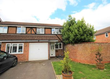 Thumbnail 2 bed semi-detached house for sale in Radcliffe Way, Bracknell