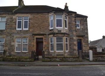 Thumbnail 2 bedroom flat for sale in 9 Winton Street, Saltcoats