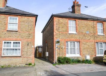 Thumbnail 2 bed semi-detached house for sale in Cobham, Surrey, Cobham