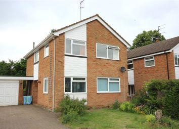 Thumbnail 4 bed detached house for sale in Kinsbourne Close, Harpenden, Hertfordshire