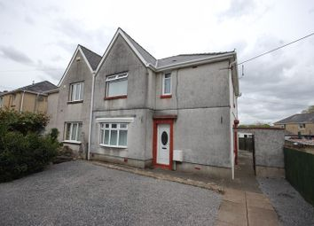 Thumbnail 3 bed semi-detached house for sale in 1 Min Y Coed, Glynneath