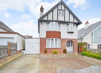 Thumbnail 3 bed detached house for sale in Queens Road, Tankerton, Whitstable