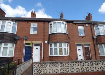 Thumbnail 3 bed flat for sale in Welbeck Road, Walker, Newcastle Upon Tyne
